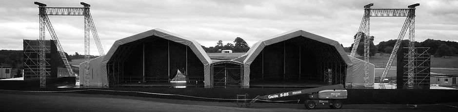 The Carfest Stage Structure