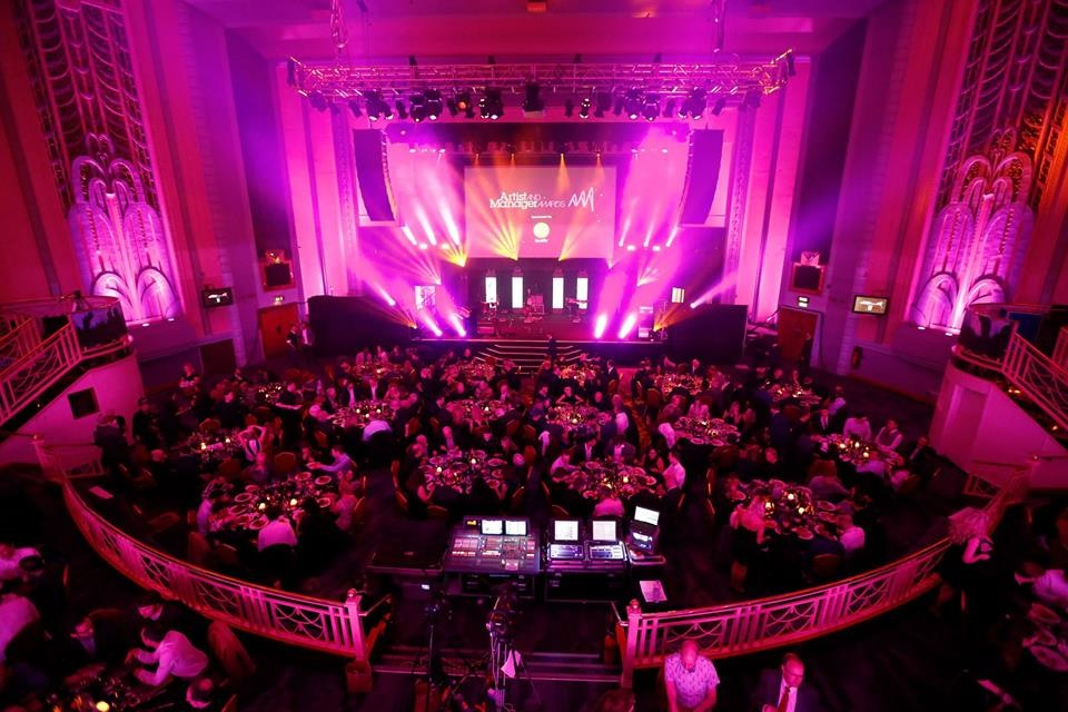 The Artist Management Awards