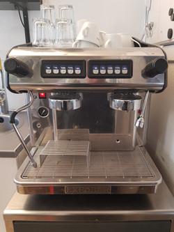 Gott kaffe restaurang slottet