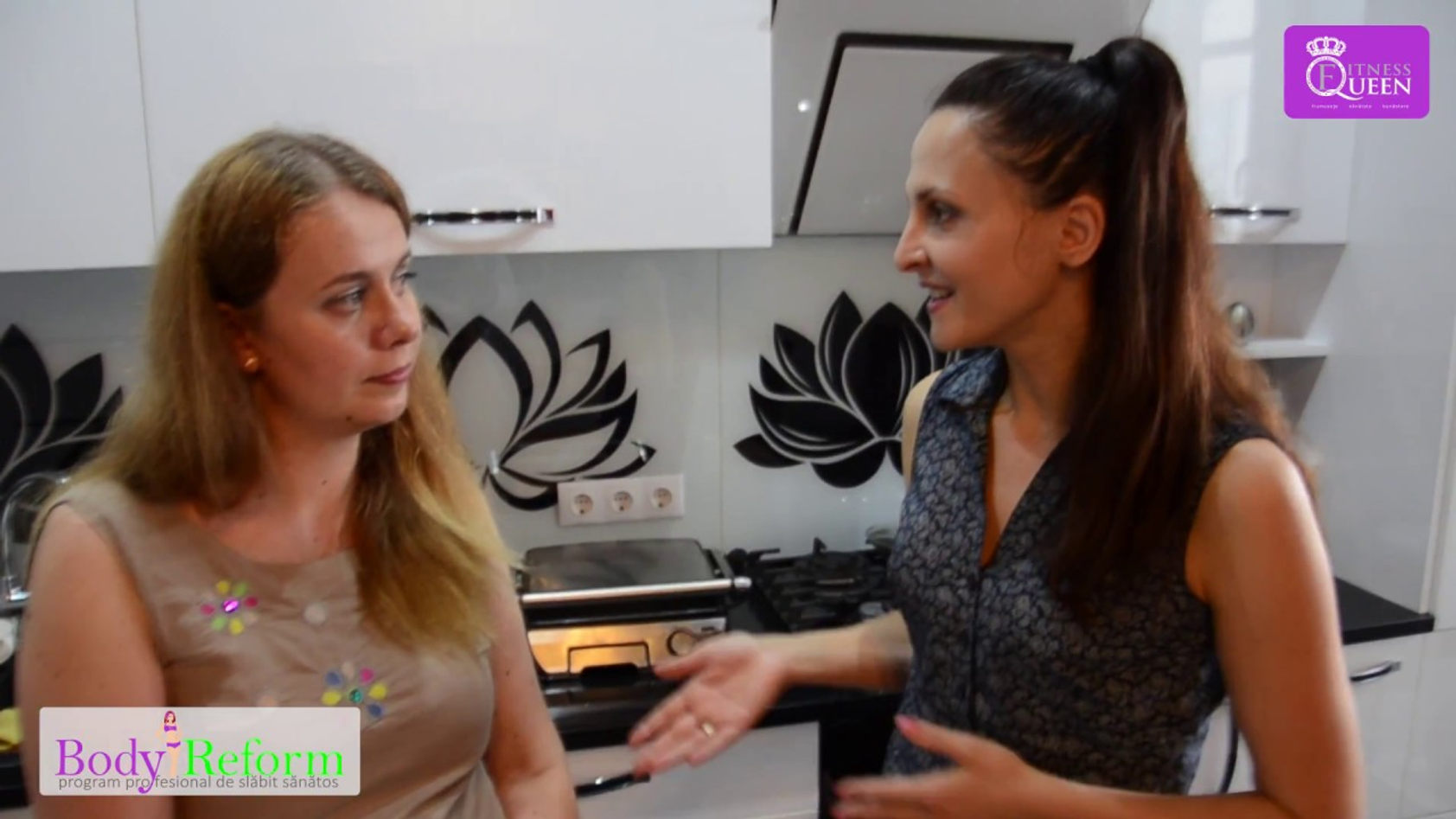 Queen Fitness,Body Reform, Svetlana Zincenco,episodul 2