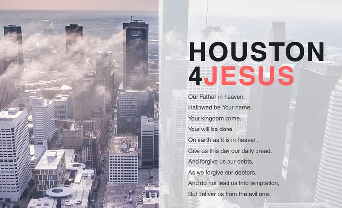 Houston 4 Jesus