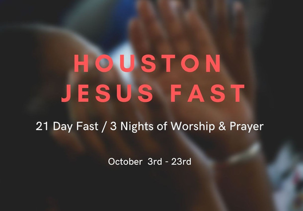 Houston Jesus Fast