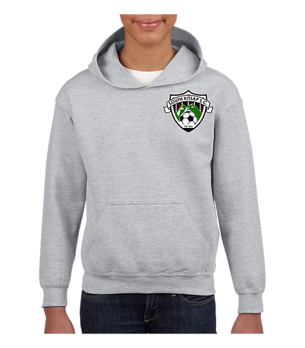 SKSC Solid Color Hoodies