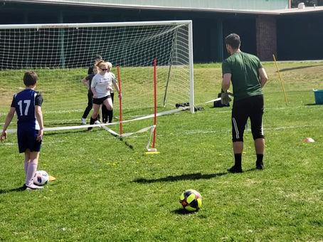 2019 Goal Keeping Training