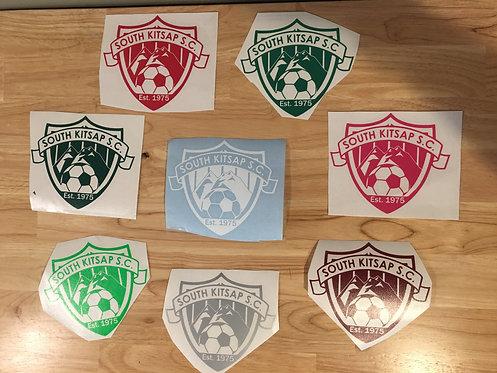 SKSC Vinyl Stickers