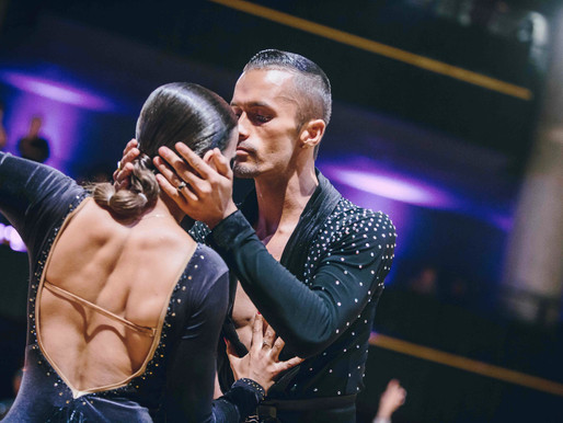 Martin Tojnar a Kateřina Jozífová v semifinále mezinárodní soutěže