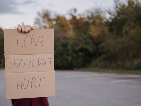 Staying in an Abusive Relationship