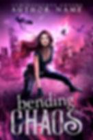 Urban girl with dragons - Bending Chaos