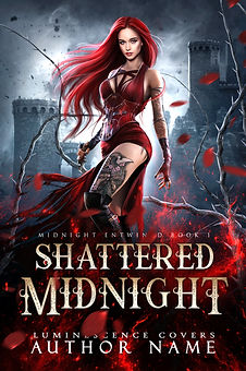 Shattered Midnight - November 30th event
