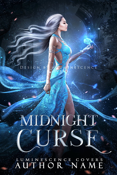 Midnight Curse premade cover (early buy out)
