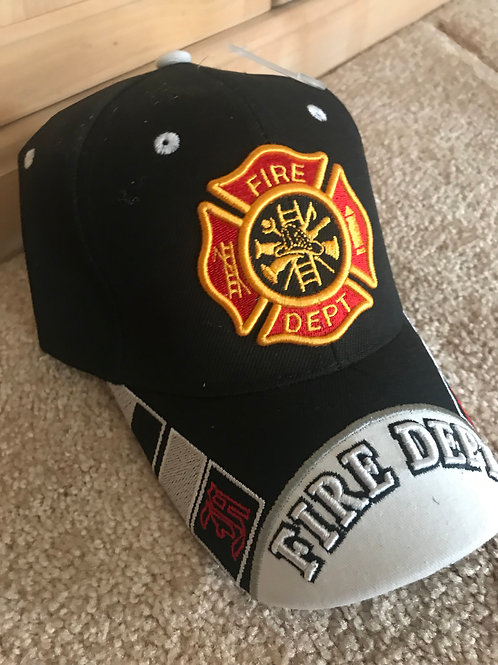 Fire Men& Women Fighters hat