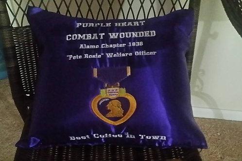 Commemorative Pillow