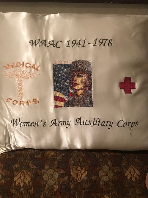 WAAC Pillow