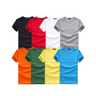 T-shirt 100% Cotton (bulk available)
