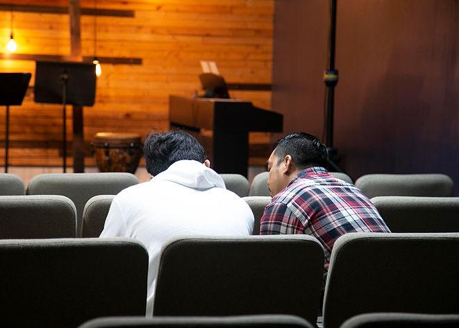 Contreras praying.JPG