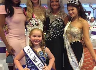 Izabella Miss Teen Diamond Australia 2017 Flies to England