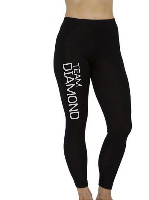 Adult Diamond Girl Leggings