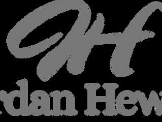 Official Sponsor - Jordan Hewitt