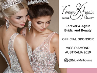 Official Sponsor - Forever & Again Bridal and Beauty