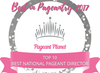 Morgan Mancini Voted 4th in the Top 10 National Pageant Directors of 2017