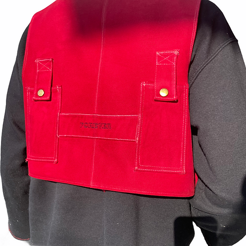 UTILITY VEST (Cropped)