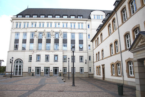 juridictions luxembourg