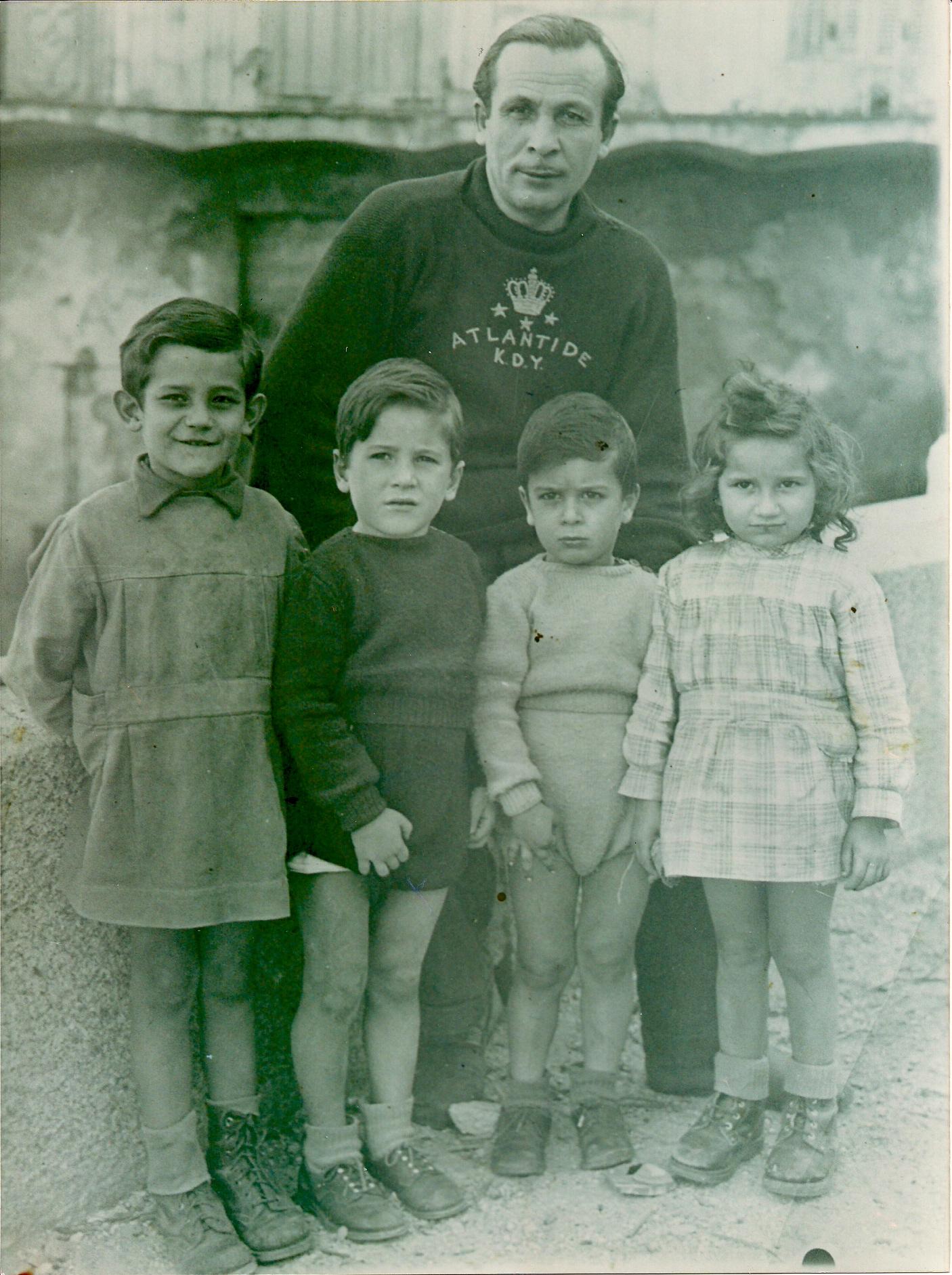 Tao et ses enfants