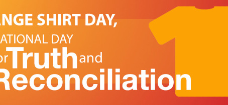 Orange Shirt Day, National Day For Truth And Reconciliation