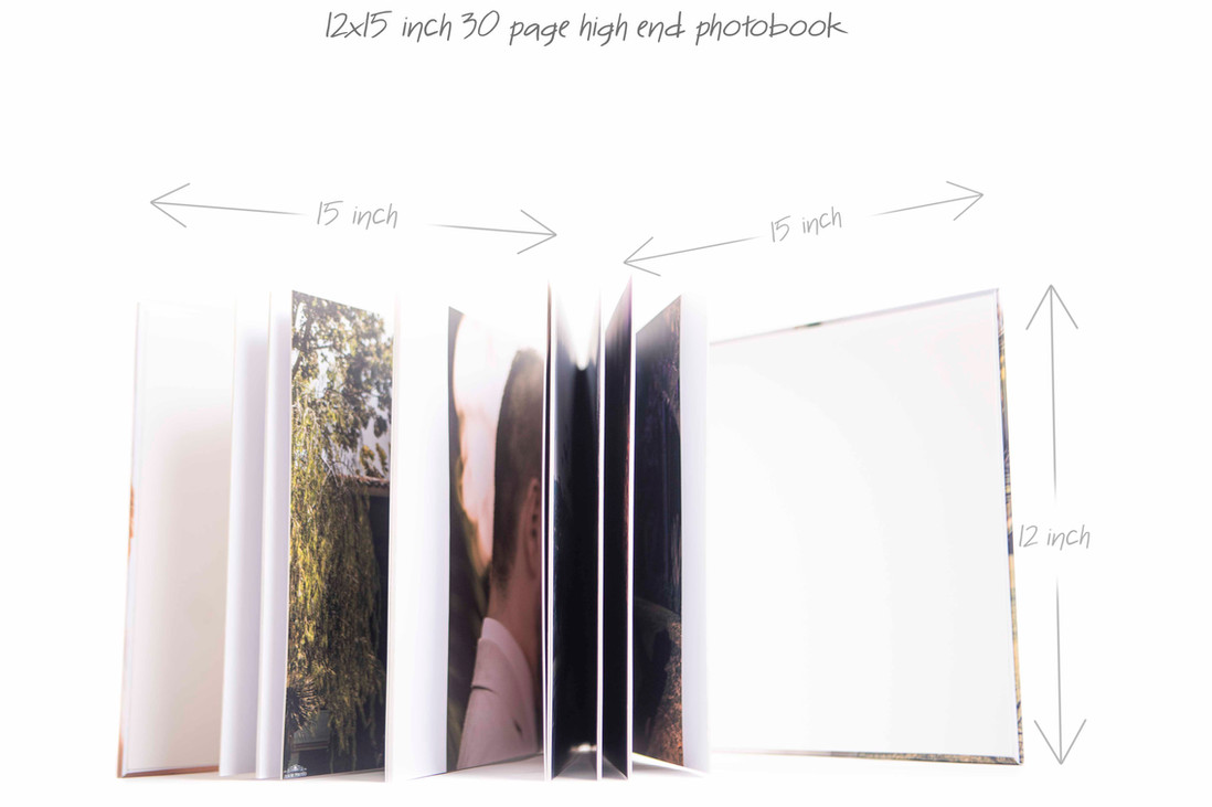 """12""""x15"""" photobook"""
