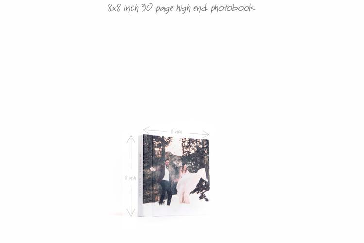 """8""""x8"""" photobook"""