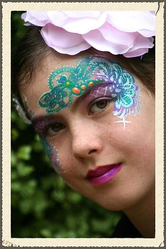 facepainting, childrens parties, kids entertainment