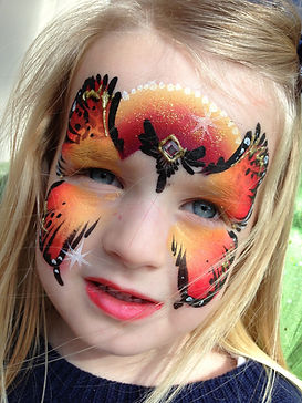 facepainting, childrens parties, kids entertainment, events