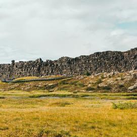 Photo ofÞingvellir, in Iceland