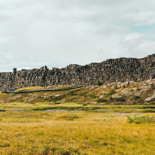 Photo of Þingvellir, in Iceland