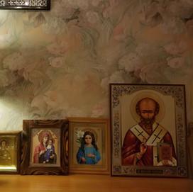 Russian Orthodox Icons