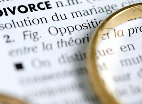 Le nouveau divorce par consentement mutuel