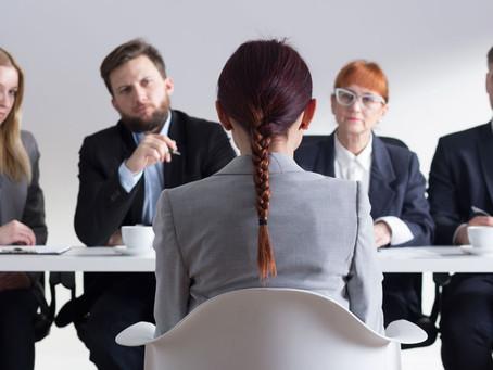Entretien d'embauche : les questions interdites