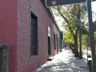 Antonia Lopez de Bello 0122 - 0124, Providencia.