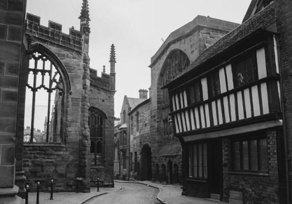 Ghost Hunt St Mary's Guildhall