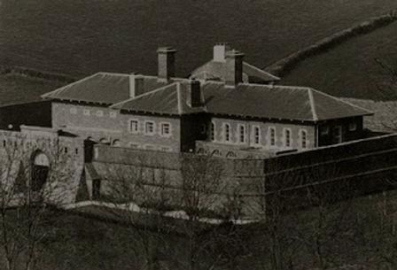 Ghost Hunting Littledean Jail, Gloucester