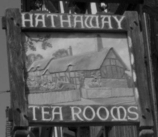 Hathaways Tearooms Ghost Hunt