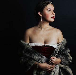 Fairy Tale Queen Studio Portrait Shoot