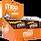Thumbnail: Natural Dark Chocolate Mini Bars, Box/14
