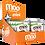 Thumbnail: Organic Rice Crisps & Milk Chocolate Mini Bars, Box/14