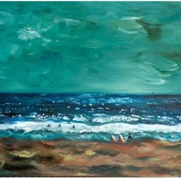 landscape or impression
