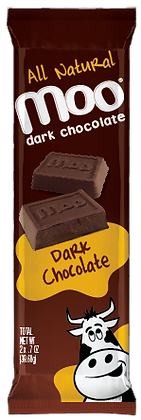 Natural Dark Chocolate Bars 2-Pack, Box/14