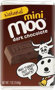 Natural Dark Chocolate Mini Bars, Box/14
