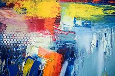 Éclaboussures de peinture