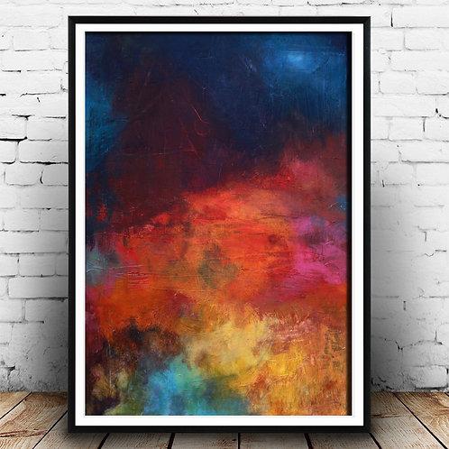 Touchable Art - Breathe Color