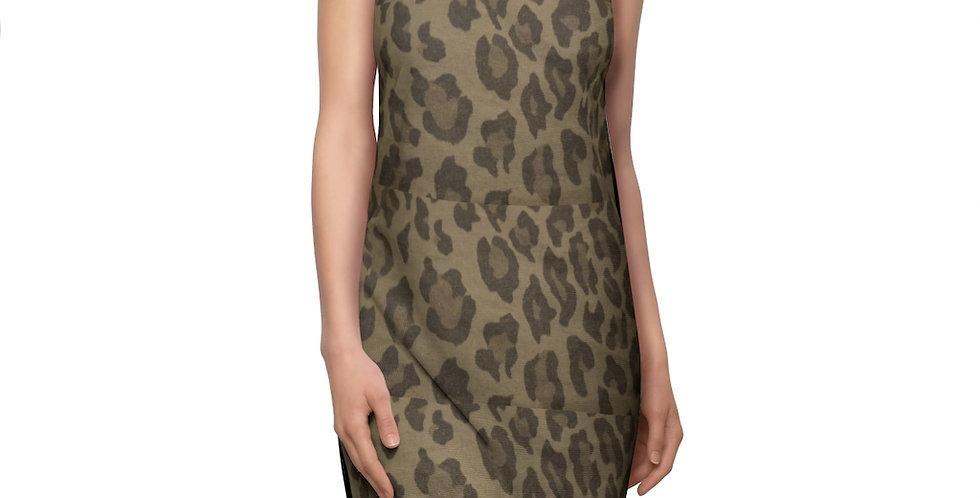 Leopards Women's Cut & Sew Racerback Dress
